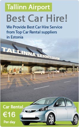 Tallinn Airport Car Rental